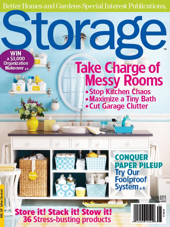 BGH Storage Cover Summer 2013